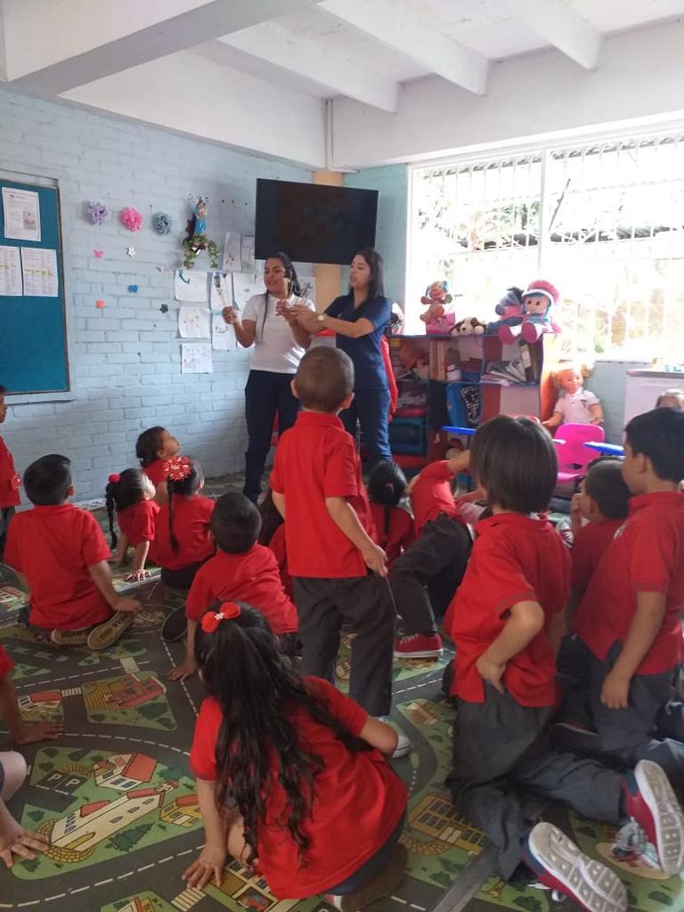 Impacto, proyección social y humanística  del Educador Infantil de UNIMINUTO