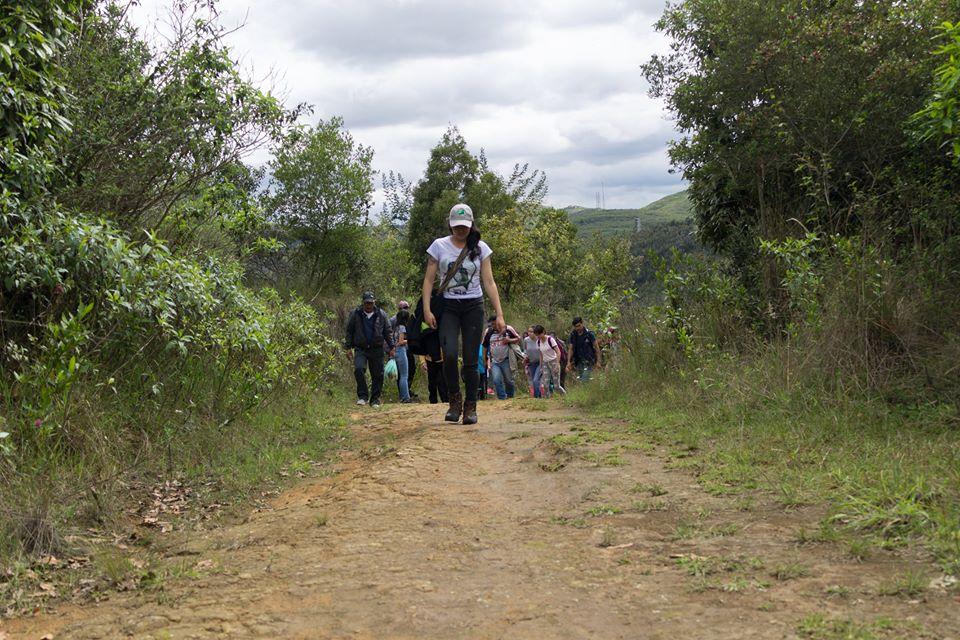 En Soacha también hay líderes ambientales