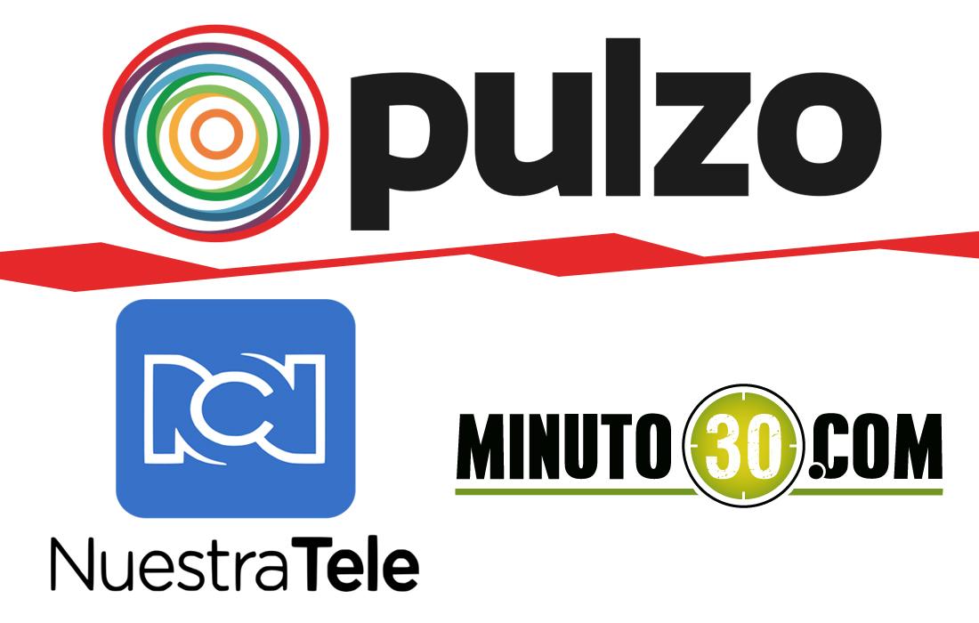 Estos son los medios de comunicación más visitados en Colombia – Julio 2019