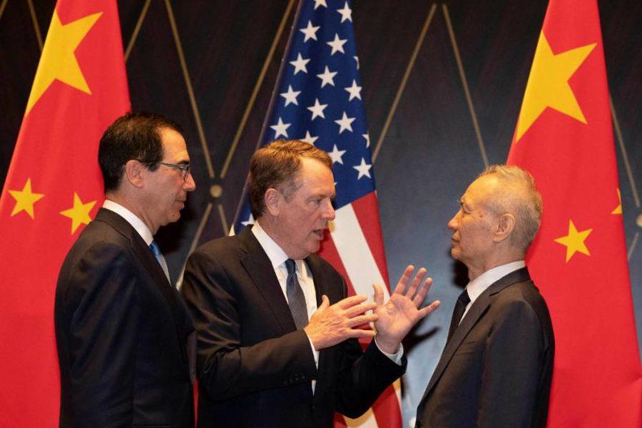 En septiembre continúan diálogos comerciales entre China y USA