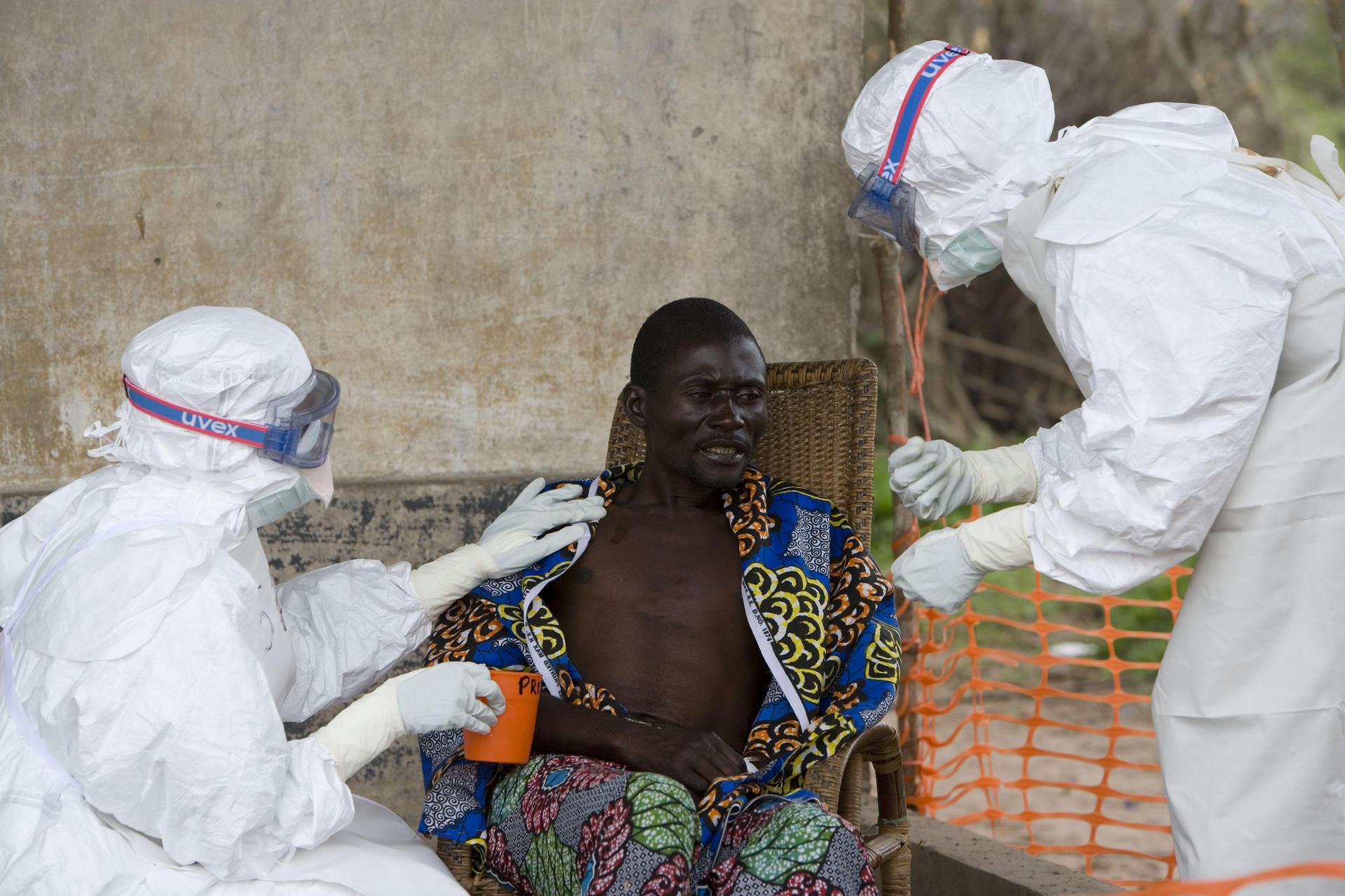 Epidemias que van por el mundo sin poderlas detener