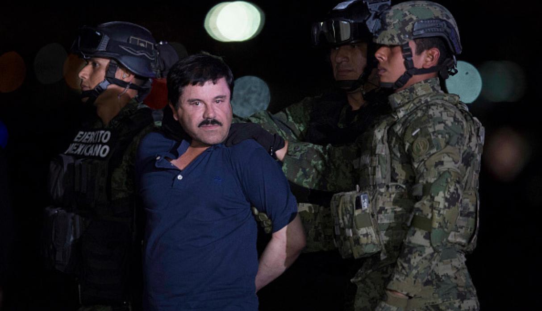 "Cadena perpetua para Joaquin ""El Chapo"" Guzmán"