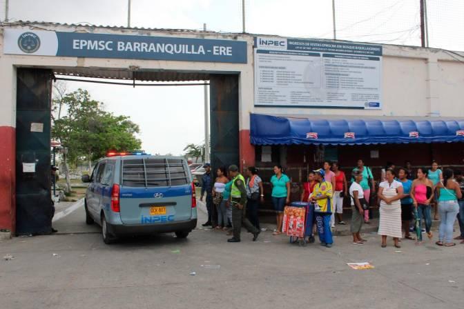 Nuevo motín en la cárcel Distrital El Bosque de Barranquilla