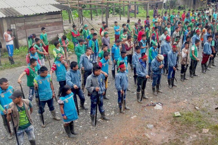 Colombia en un deshonroso segundo lugar en el informe  Global Witness