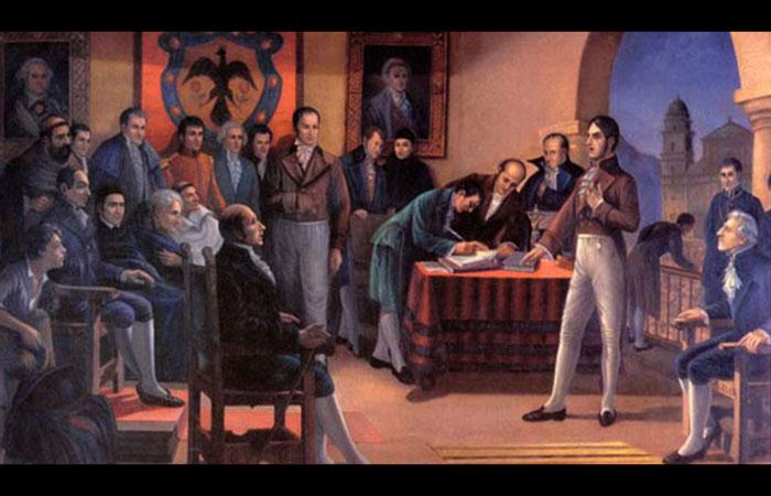 La conspiración del Florero que cambió la historia del país.