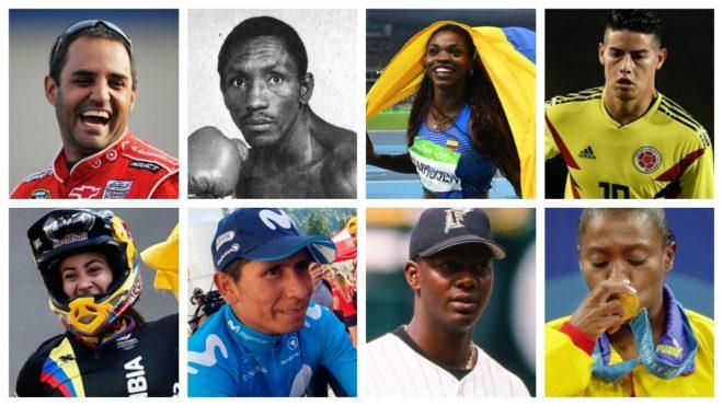 #TBT Momentos históricos del deporte colombiano