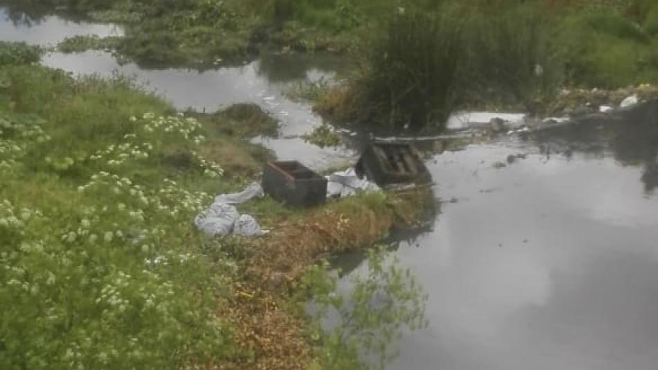 Otro cuerpo desmembrado encontrado en el Juan Amarillo
