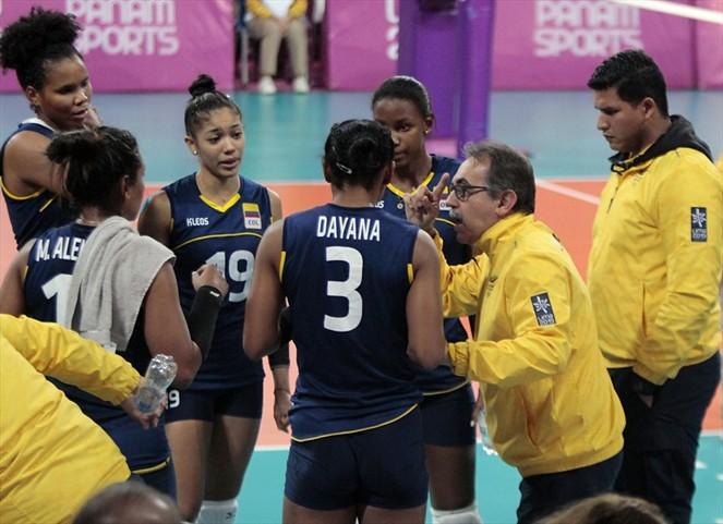 El talento Colombiano también se refleja en el voleibol