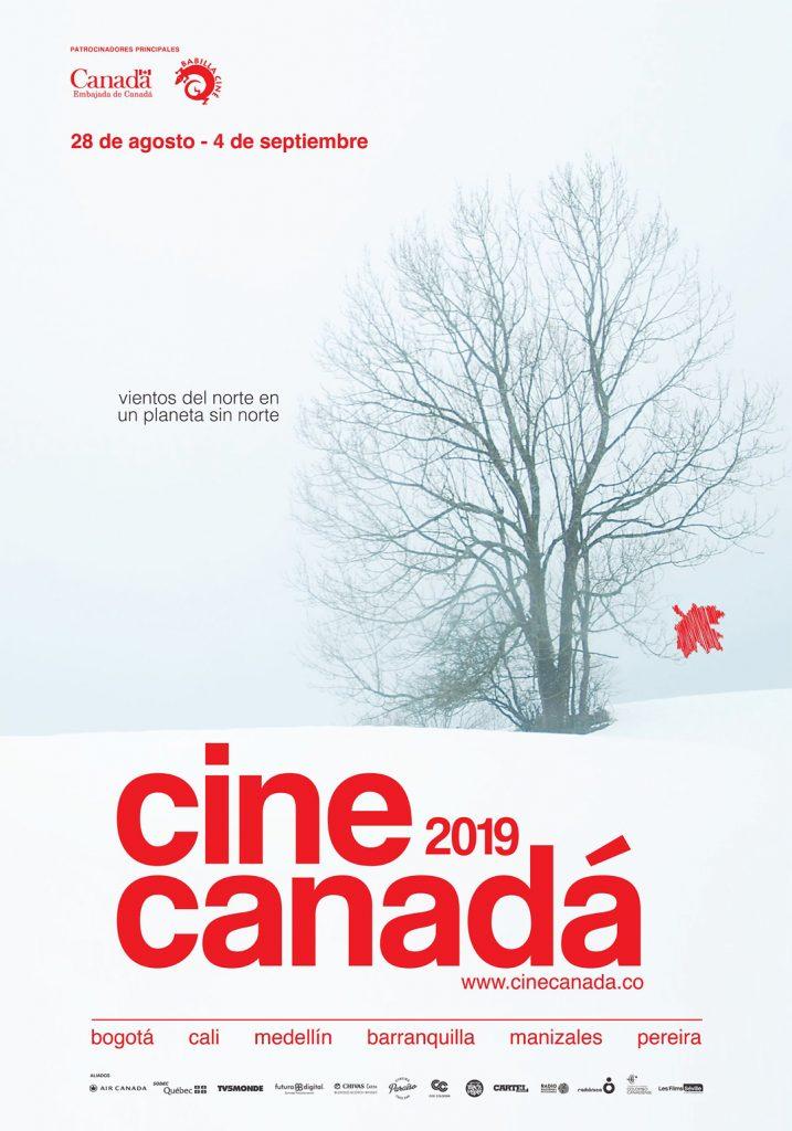 Comienza la muestra Cine Canadá 2019