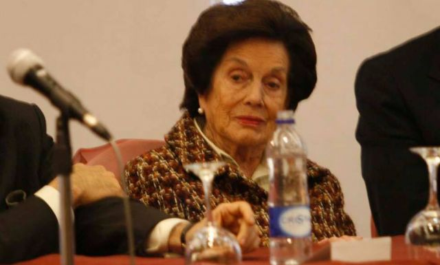 Murió Cecilia Caballero de Lopez, una de las ultimas matriarcas políticas del país