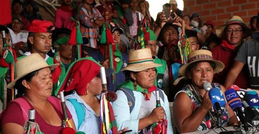 La grave situación por la que atraviesan los indígenas del Cauca