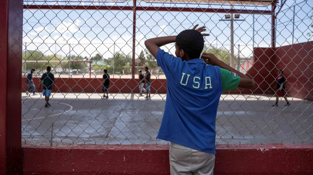 Inmigrante y pobre, una pesadilla en los USA
