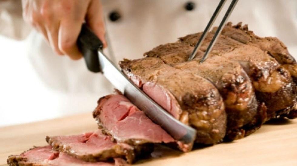 Reducir la carne ayudaría a enfrentar el cambio climático