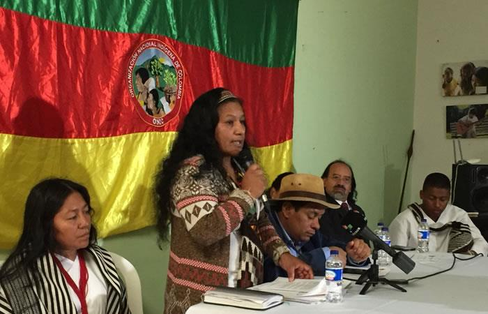 Indígenas del Cauca exigen intervención de la ONU ante los continuos asesinatos en el departamento