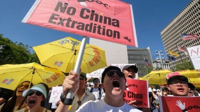 Tensión al máximo en Hong Kong