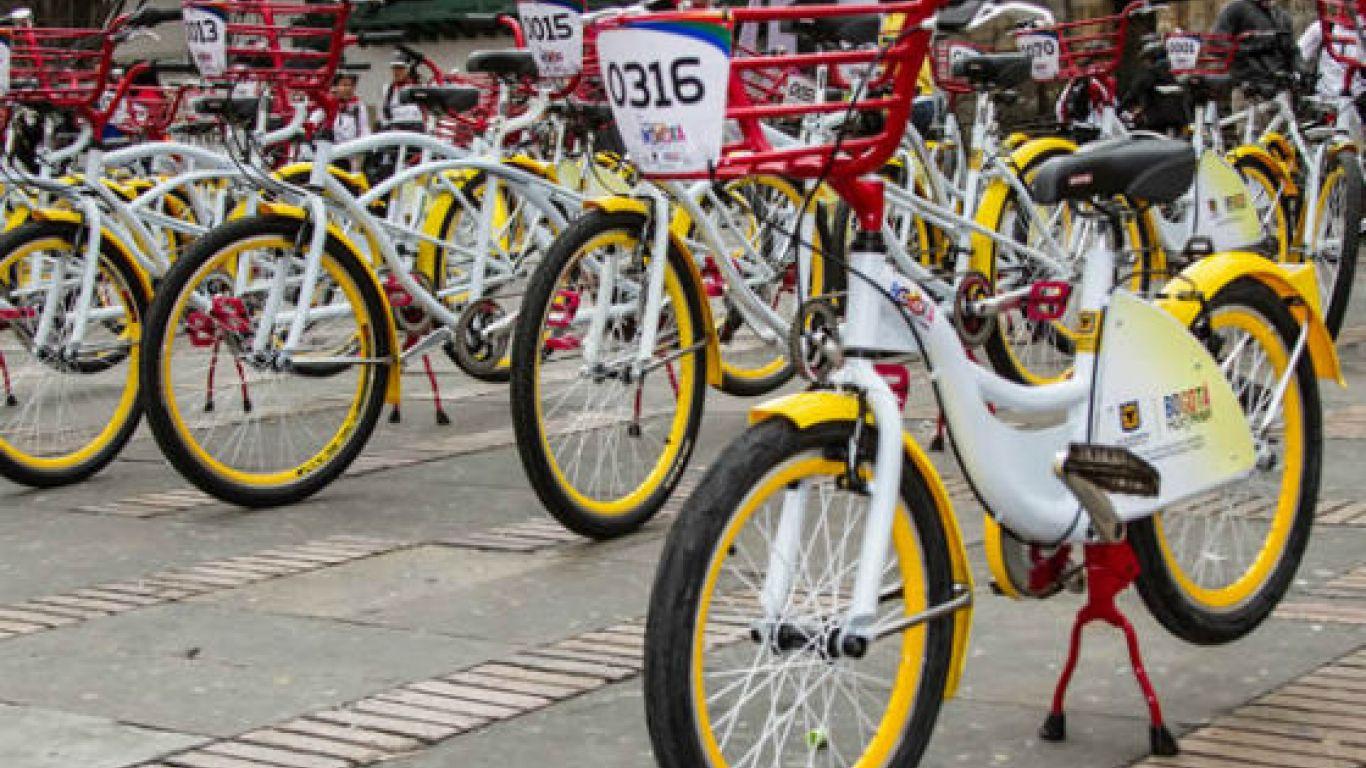 Bogotá, atrasada con la licitación de bicicletas públicas