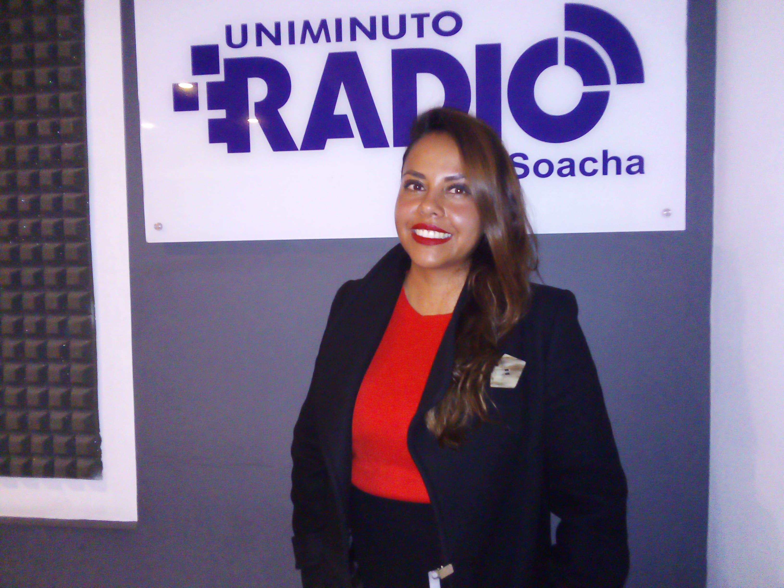 Paola Balda, una mujer que puso de moda las Matemáticas en Soacha