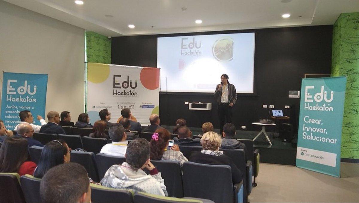 """Educación Valle participó en """"EduHackatón"""" con seis experiencias significativas"""