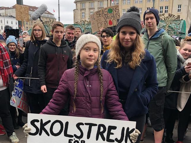 El cuidado del planeta: mandato de los jóvenes para obedecer