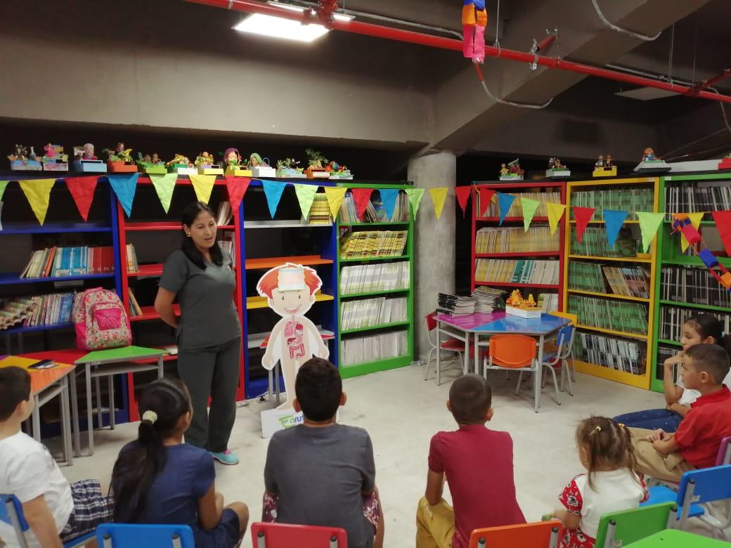 UNIMINUTO en la Mesa de Participación de Niños, Niñas y Adolescentes de Neiva