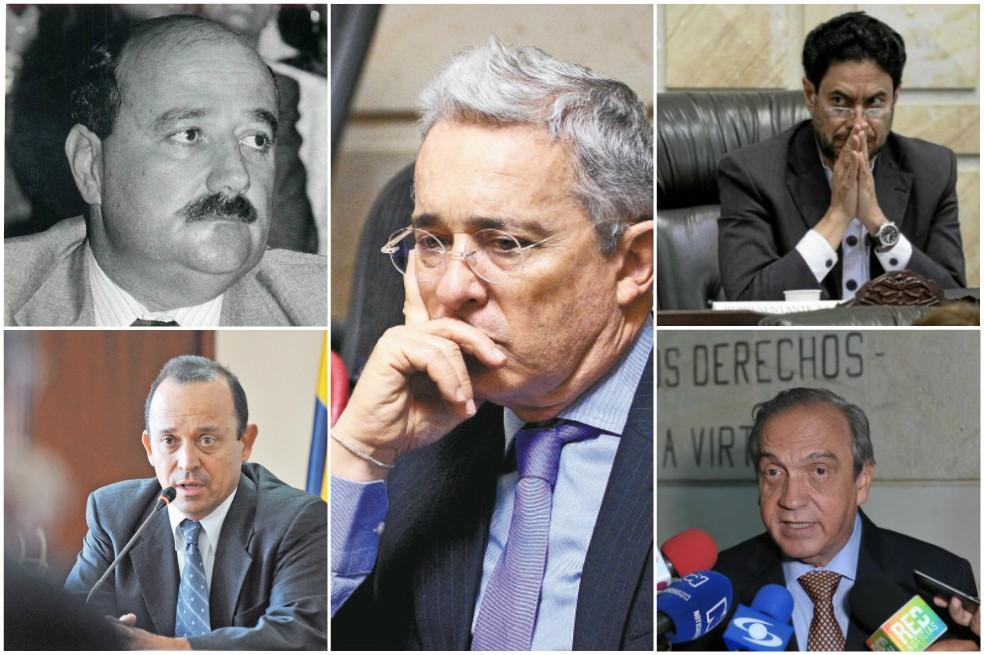 Excomandante de las AUC afirmó tener pruebas en contra de Álvaro Uribe Vélez