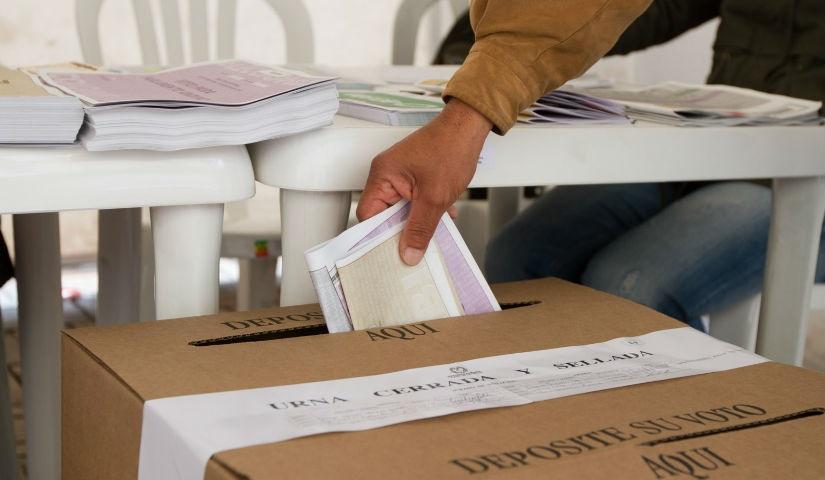 ¡De no creer! Tres municipios con un solo candidato a la Alcaldía
