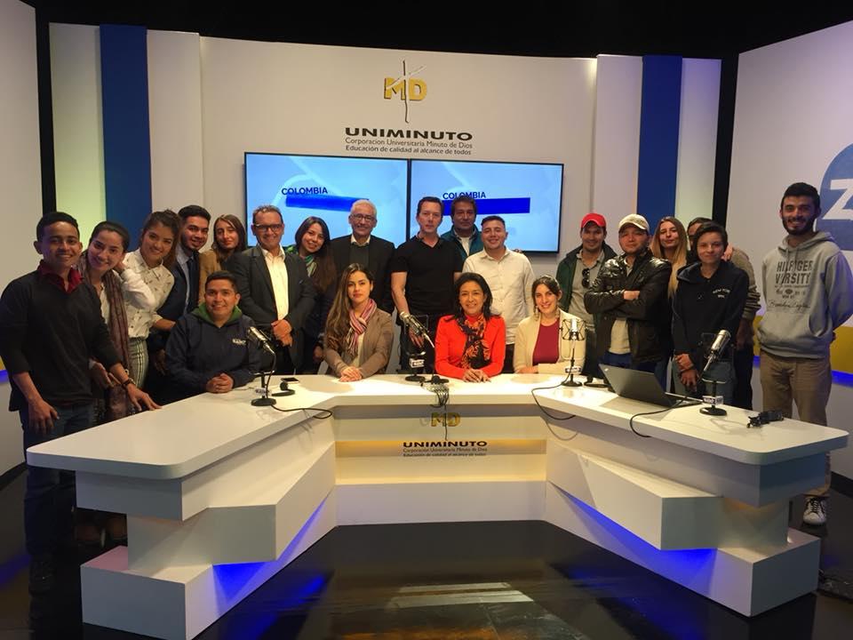UNIMINUTO Radio, es parte de los noventa años de la radio en Colombia