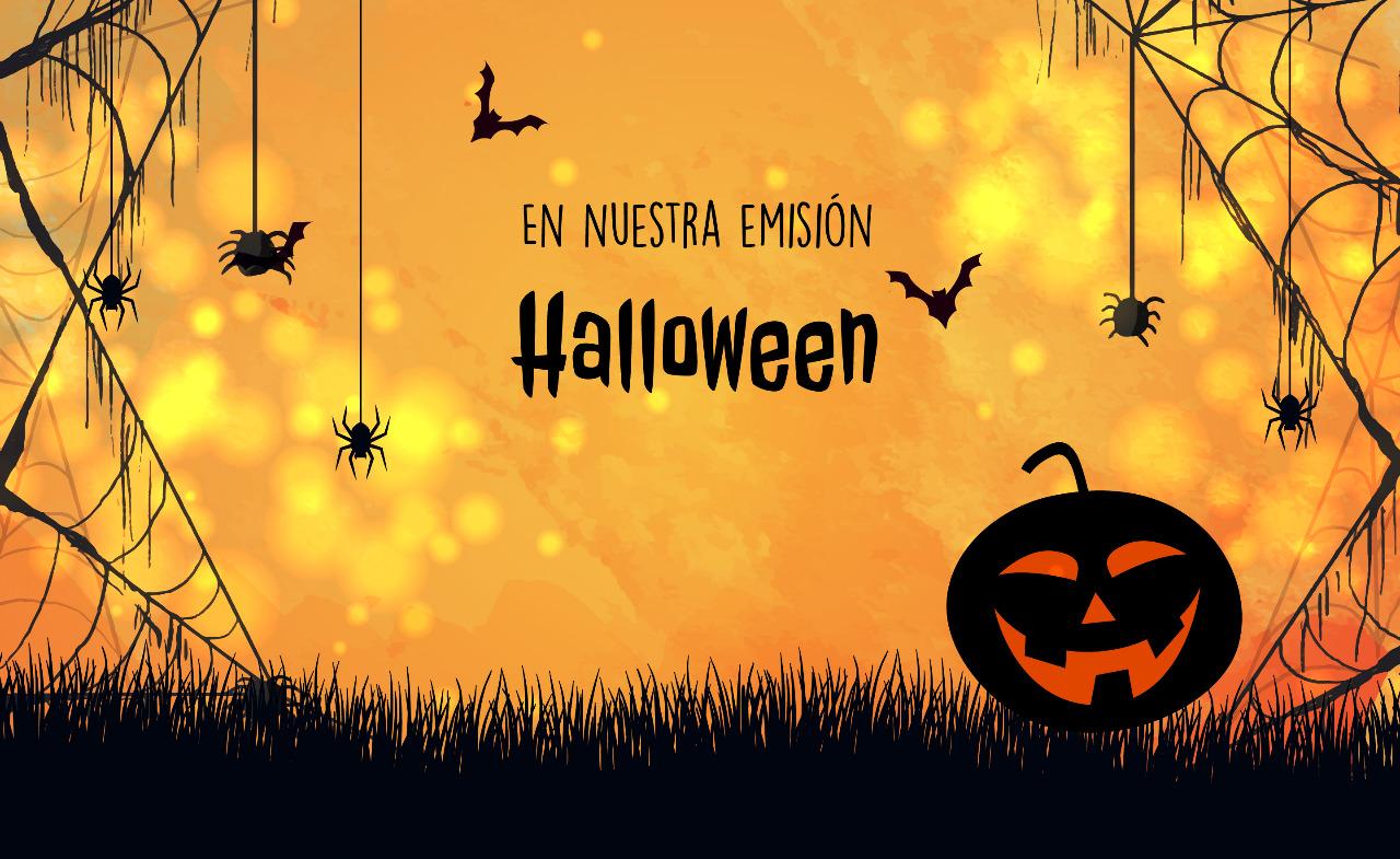 En octubre especial de Halloween