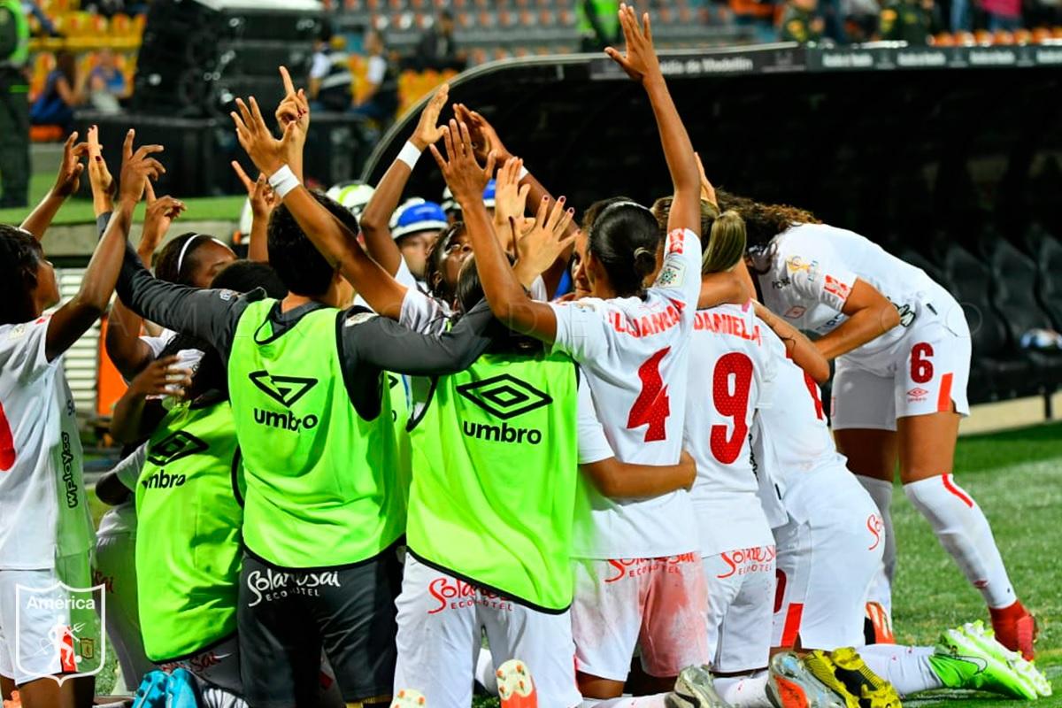 Conozca cómo las escarlatas ganaron la Liga Águila Femenina 2019