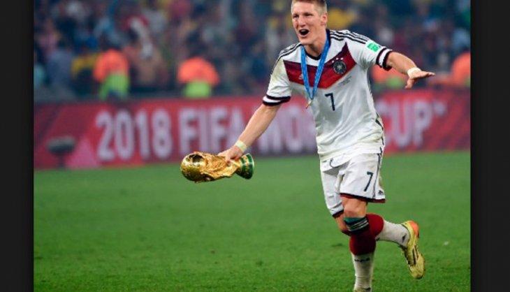 "Bastian Schweinsteiger, dice ""adiós"" al fútbol"
