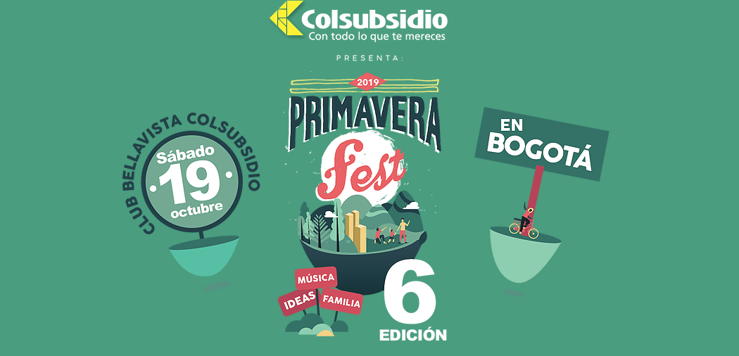 """""""Primavera Fest"""" un nuevo concepto de entretenimiento con consciencia"""