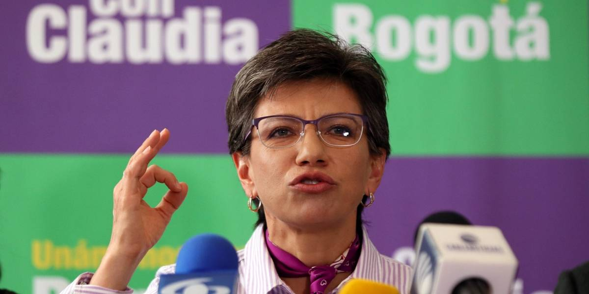 Claudia López: primera alcaldesa de Bogotá