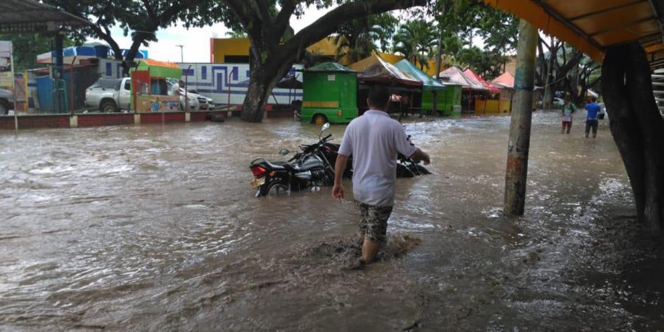 Lluvias generan emergencias en el Valle del Cauca