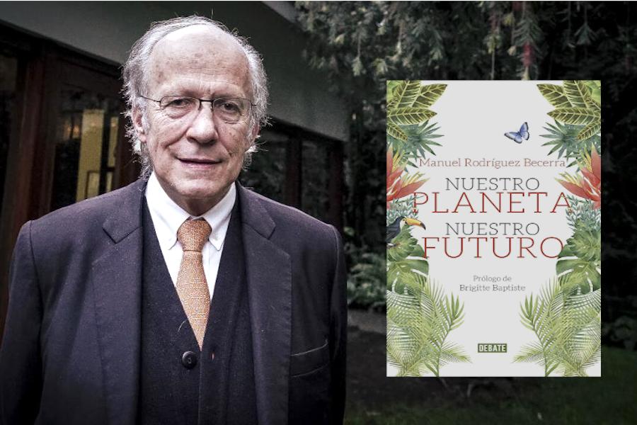 Presente y futuro del planeta, desde la perspectiva de Manuel Rodriguez Becerra