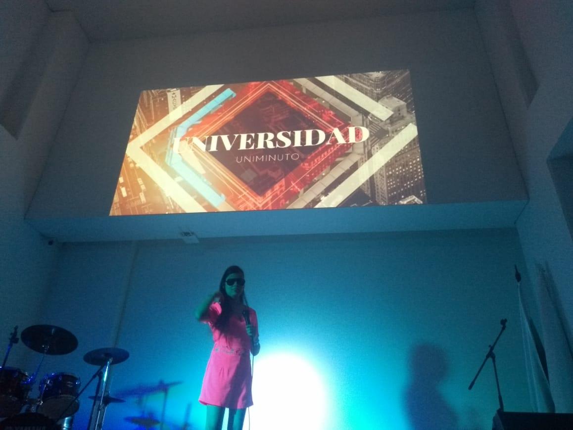 UNIMINUTO brilló en Festival Universitario de la Canción en Neiva