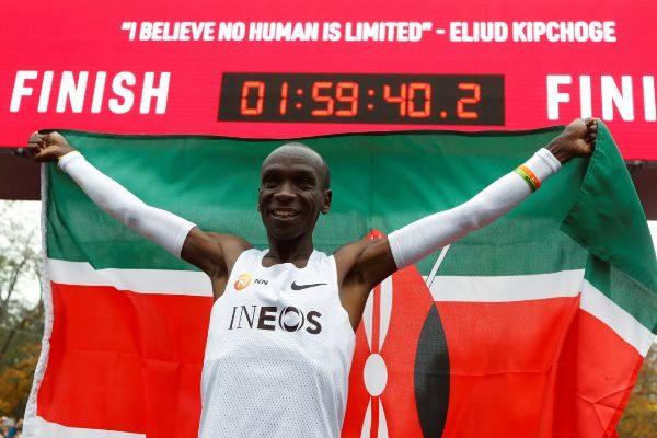 ¡Nuevo récord de velocidad en atletismo!