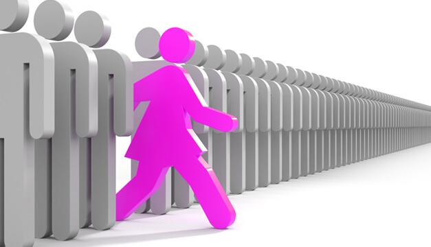 Partidos políticos: en saldo rojo con la inclusión femenina