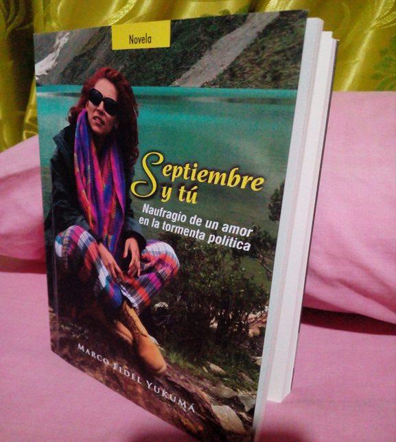 Docente de UNIMINUTO presenta en Neiva su quinta novela: Septiembre y tú