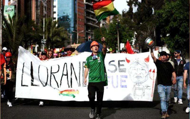 Crisis boliviana vista por una joven desde Santacruz de La Sierra - UNIMINUTO Radio