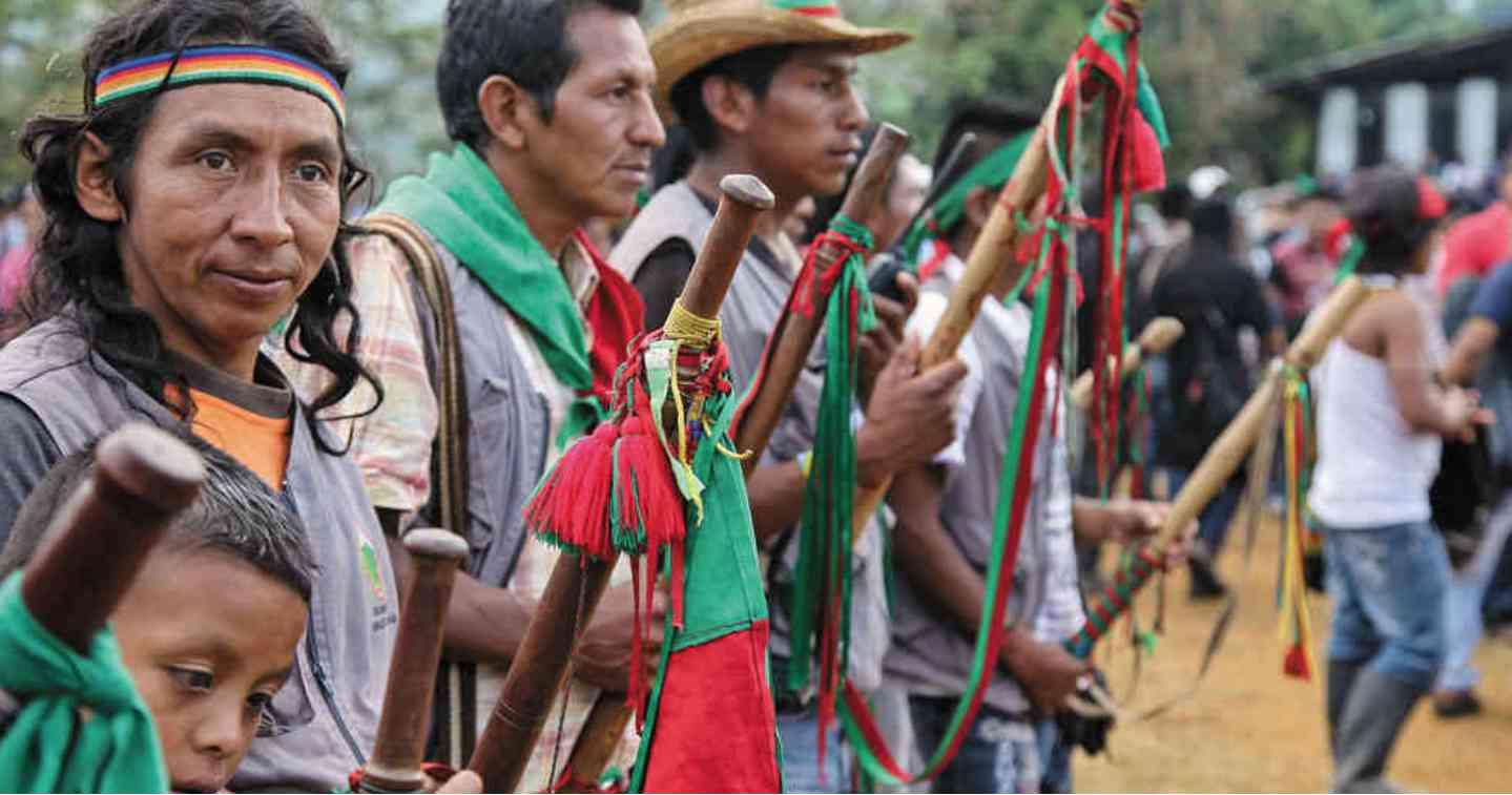 ONU condena asesinato de indígenas Nasa