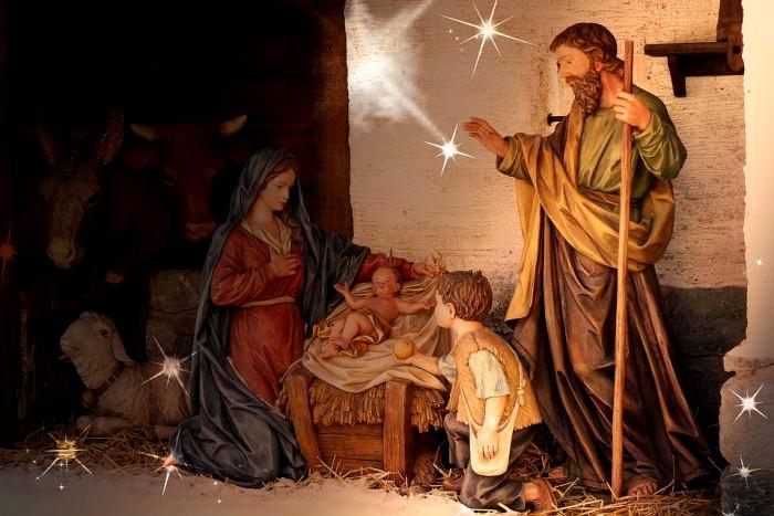 El pesebre, verdadero sentido de la Navidad
