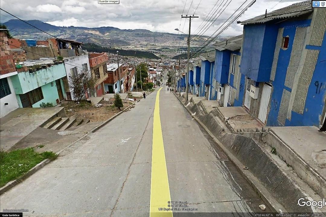 Una lideresa social desde la Bogotá profunda