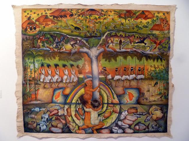 UNIMEDIOS - Universidad Nacional de Colombia Agencia de Noticias: Árbol de la Abundancia, origen de la vida humana