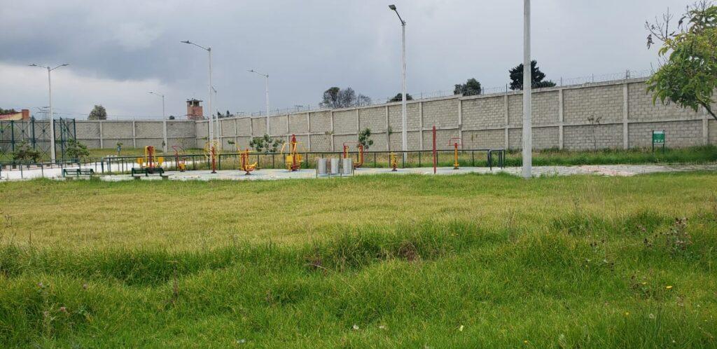 parque El Redentor