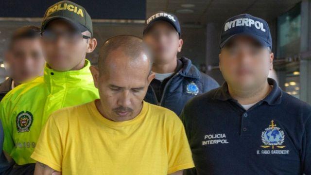 violador en Barranquilla
