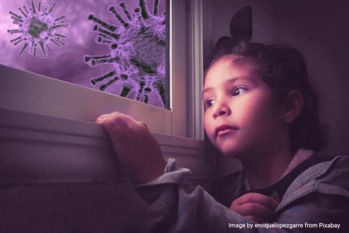 niños en pandemia