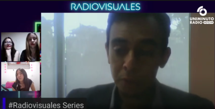 Radiovisuales Series, UNIMINUTO Radio.