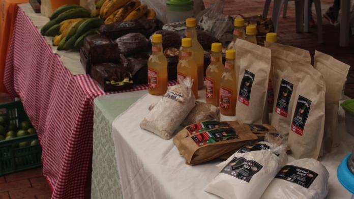 Mercado de Pueblos en Bosa