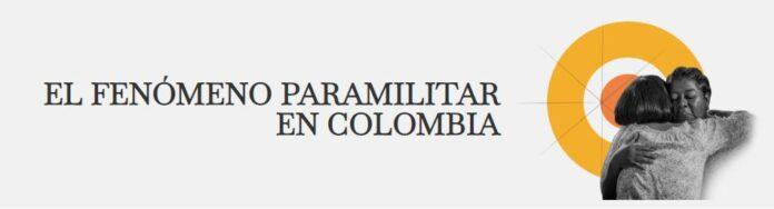 Paramilitarismo en Colombia, CNMH