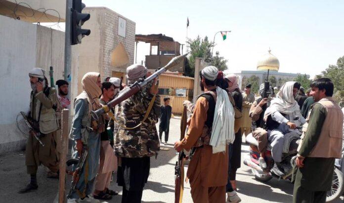 talibanes Afganistán